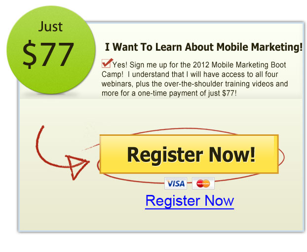 2012 Mobile Marketing Boot Camp