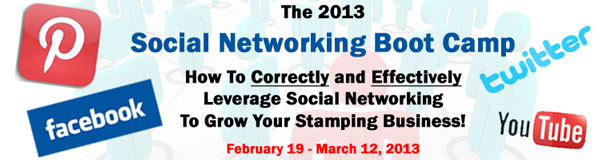 2013 Social Networking Boot Camp