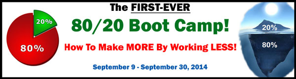 2014 80/20 Boot Camp