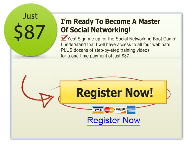 2014 Social Networking Boot Camp, Part 1