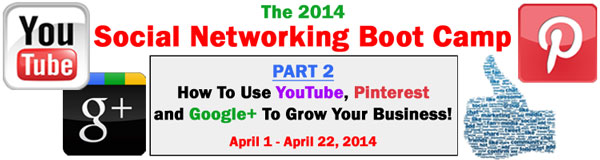 Stamping Is My Business 2014 Social Networking Boot Camp, Part 2