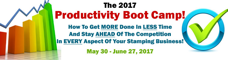 2017 Productivity Boot Camp